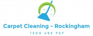 Rockingham Carpet Cleaning Logo