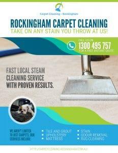 Serving the Local Rockingham Area